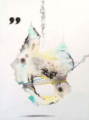 Benedikt Hipp, 'Ocean's Crust (Conwallit)', 2019