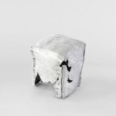 Chris Wolston, 'Los Huesos Cube Stool 1', 2016
