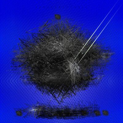 Krasi Dimtch, 'La mort est un mot  ', 2017