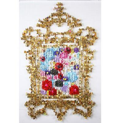 Augusto Esquivel, 'Framed Flowers', 2018