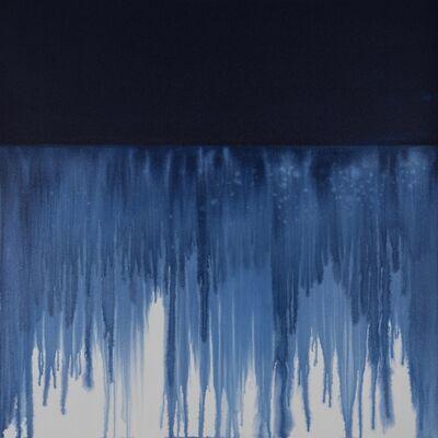 Juan Alonso-Rodríguez, 'Indigo Flow 2', 2017