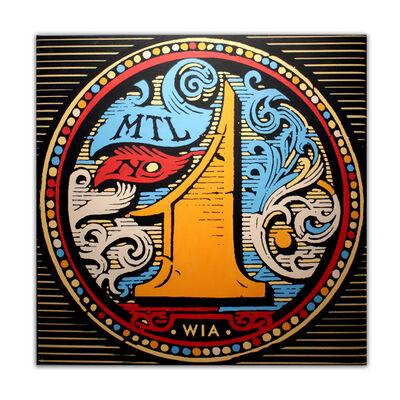 Whatisadam (WIA), 'WIA Dollar', 2018