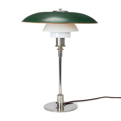 Poul Henningsen, 'An early table lamp', ca. 1930