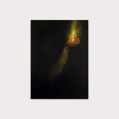 Paul Benney, 'Potters Hand 1', 2019