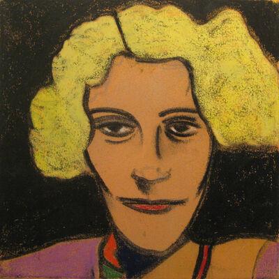Richard Merkin, 'Marlene Dietrich', 2005