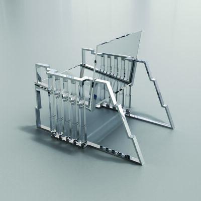 Charles Hollis Jones, 'Bolt Chair', 2014