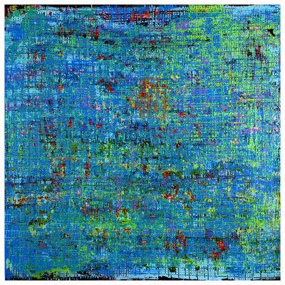 Daniel Raedeke, 'The Unquiet Planet', 2016