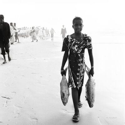 Michel Bocandé, 'Bringing Fish Home', 1978