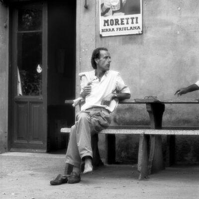 Jeannette Montgomery Barron, 'Enzo Cucchi, Rome', 1986