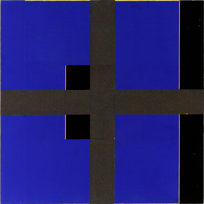 Harvey Quaytman, 'Rince Lòeil', 1986