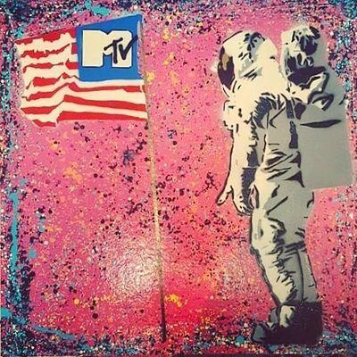 Joss Parker, 'Moon Man'