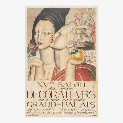 Jean Dupas, 'XVme Salon Des Artistes Decorateurs', 1924