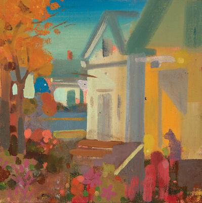 Tollef Runquist, 'Front Steps'