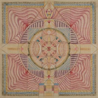 "Solange Knopf, 'Serie ""Meditation"" No. 2', 2019"