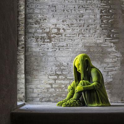 Kim Simonsson, 'Moss Girl', 2014