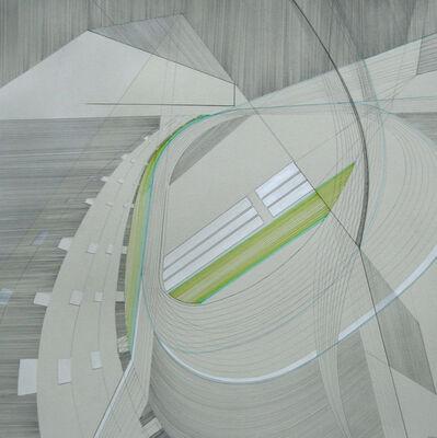 Bronwen Sleigh, 'Estadi Olimpic', 2014