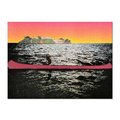 Peter Doig, 'Canoe Island', 2000