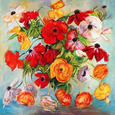 Lenner Gogli, 'Vibrant Bouquet Of Love', 2011