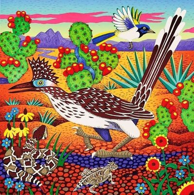 Billy Hassell, 'Roadrunner'