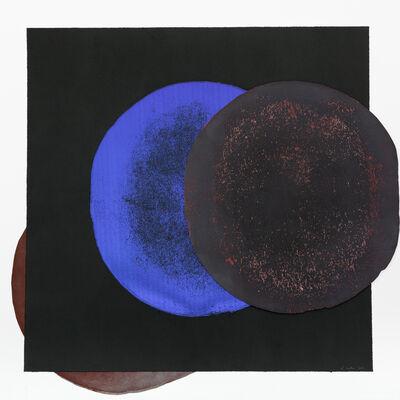El Anatsui, 'Blue Metallic Eclipse, ed 1/3', 2016