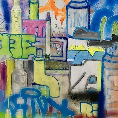 DIEGO, 'Comlex City', 2020