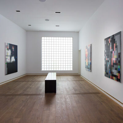 Spezifikation #16: No Ideas But In Things, installation view