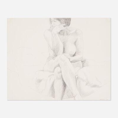 Philip Pearlstein, 'Untitled', 1971