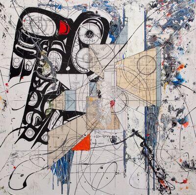 Étienne Gélinas, 'Composition 562', 2020