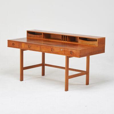 Peter Lovig Nielsen, 'Flip-top partner's desk', 1974