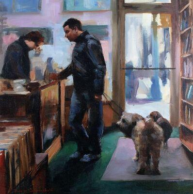 Jonelle Summerfield, 'NYC Bookstore', 2018