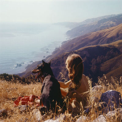 Hunter S. Thompson, 'Sandy and Agar, Big Sur, 1961', 1961