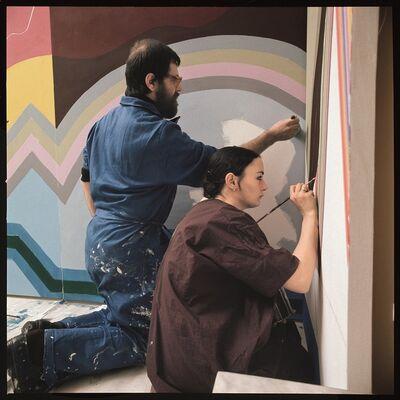 Ugo Mulas, 'Maria e Michelangelo Pistoletto, Galleria dell'Ariete', 1970-2019