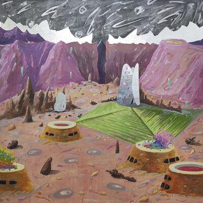 Marcos Morocho, 'La Cueva del Milenio', 2020