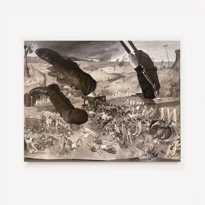 John Robinson, 'The Triumph of Death (for Phil Robinson)', 2021