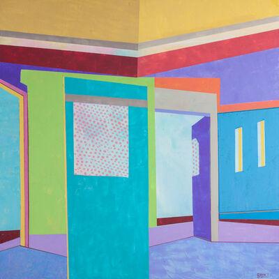 Barbara Kemp Cowlin, 'Askew 81', 2020