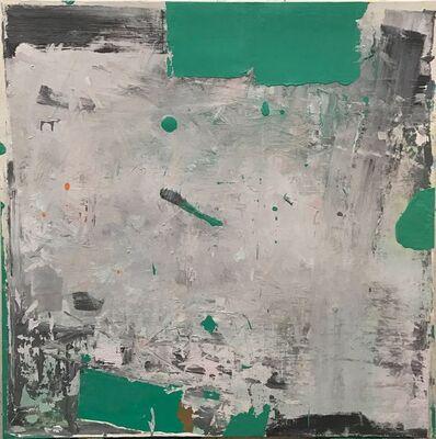 Feng Lianghong 冯良鸿, 'Green 17-2-3', 2017