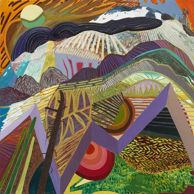Karla Wozniak, 'Woven Peaks', 2016
