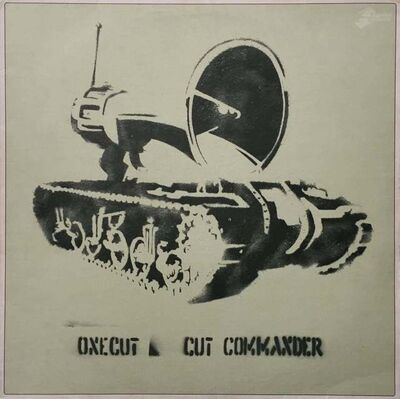 Banksy, 'One Cut Commander', 1998