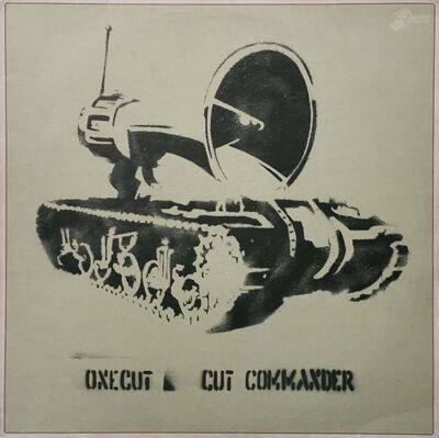 Banksy, 'One Cut Commander', 1998