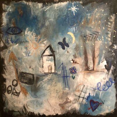 Beth Bush, 'House on the Hill', 2017