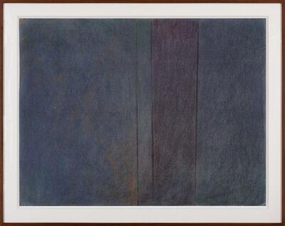 Natvar Bhavsar, 'UNTITLED IV', 1968