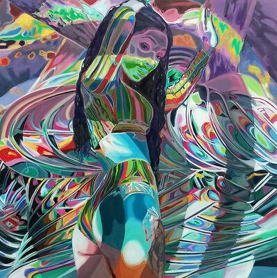Caitlin Cherry, 'Nukeface Leviathan', 2019