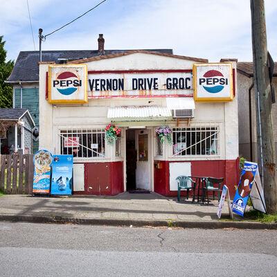 Gregory Geipel, 'Vernon Drive ( Vancouver)', 2019