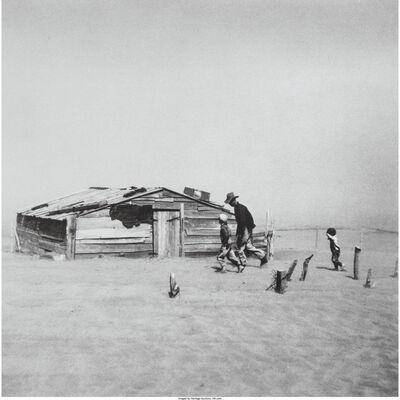 Arthur Rothstein, 'Dust Storm', 1936
