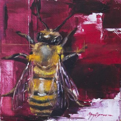 Morgan Cameron, 'Bee', 2018