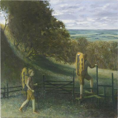 Benjamin Senior, 'Oldbury Camp', 2015