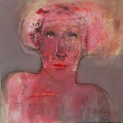 Ebtisam Al Saffar, 'Face', 2016