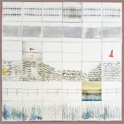 Jennifer Johnson, 'River Path Composition', 2018