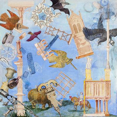 Josh Dorman, 'A Knight Errant', 2014