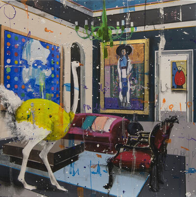 Angelo Accardi, 'Quite Living Room', 2019
